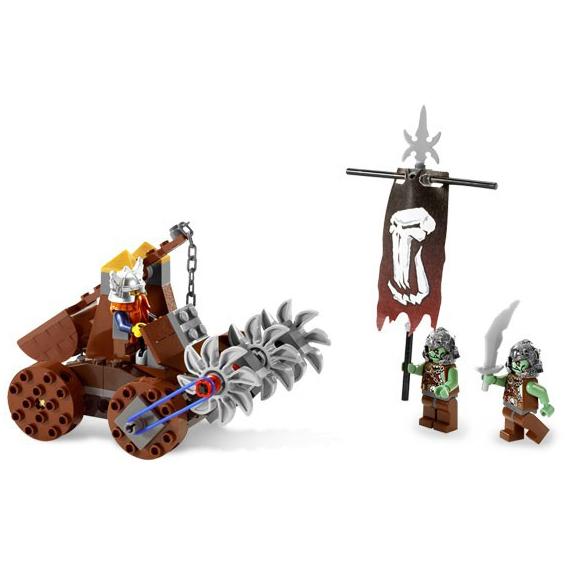 Рудник гномов Lego