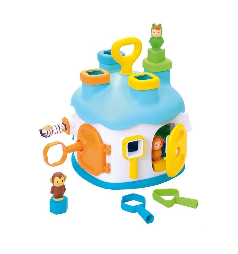 Развивающая игрушка Smoby Домик