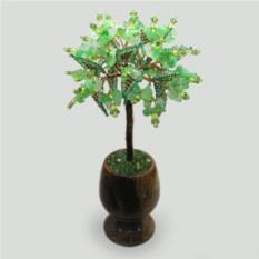 Дерево из хризолита Зеленый рай