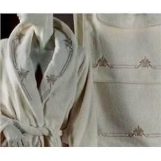 Элитный махровый халат Vesta от Lady Laura