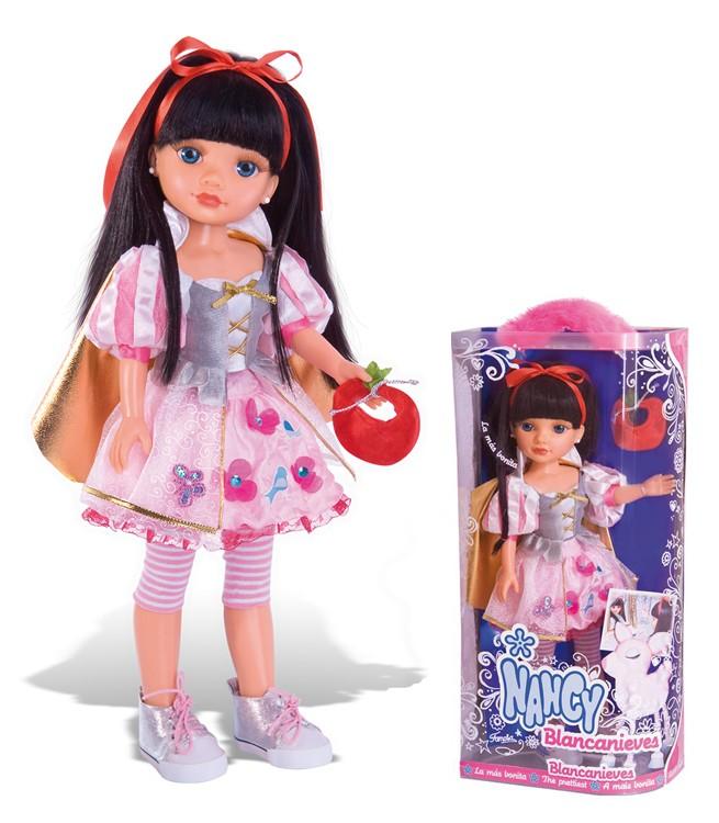 Набор «Кукла Нэнси в наряде Белоснежки»