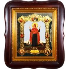 Икона Божьей Матери Оранта. Нерушимая стена