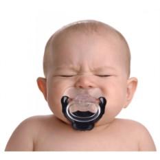 Пустышка chill baby Борода