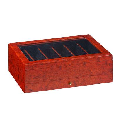 Шкатулка для хранения часов и драгоценностей