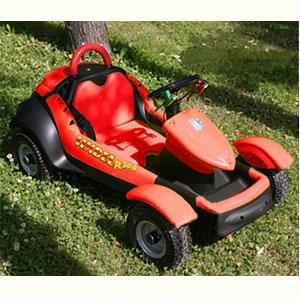 Детский автомобиль SIMBEL R 300 Simbel