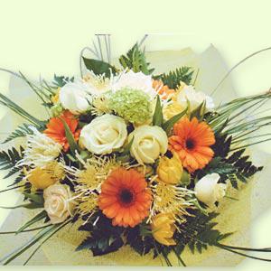 Букет цветов «Солнечный»