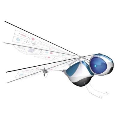 Радиоуправляемая модель «Стрекоза»