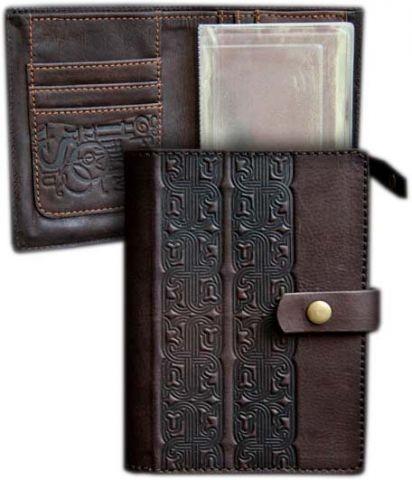 Бумажник водителя Орнамент