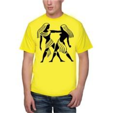Мужская футболка Близнецы