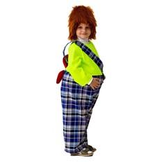 Карнавальный костюм Карлсон, 6-10 лет
