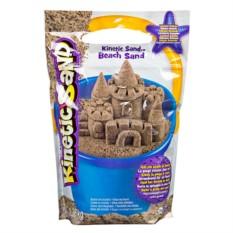 Коричневый кинетический песок Морской песок