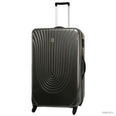 Темно-серый чемодан IT Andorra