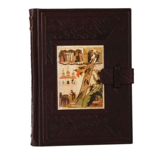 Книга кожаный переплет «Древний Патерик»