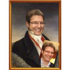 Оригинальный портрет программисту