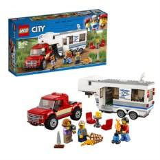 Конструктор Lego City Дом на колесах