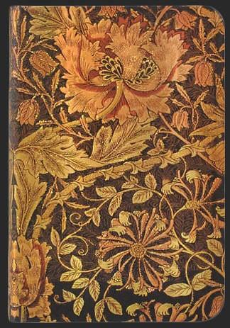 Блокнот Paperblanks Жимолость Морриса (Morris Honeysuckle)