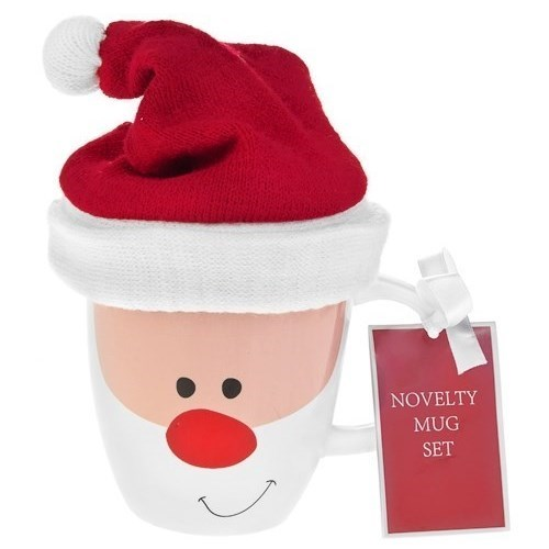 Подарочный новогодний набор Дед Мороз в шапочке
