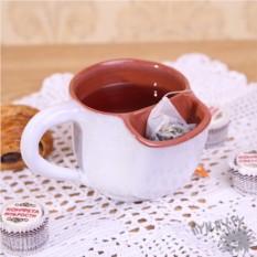 Чашка с кармашком Кенгурушка