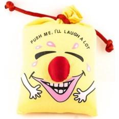 Желтый мешок со смехом
