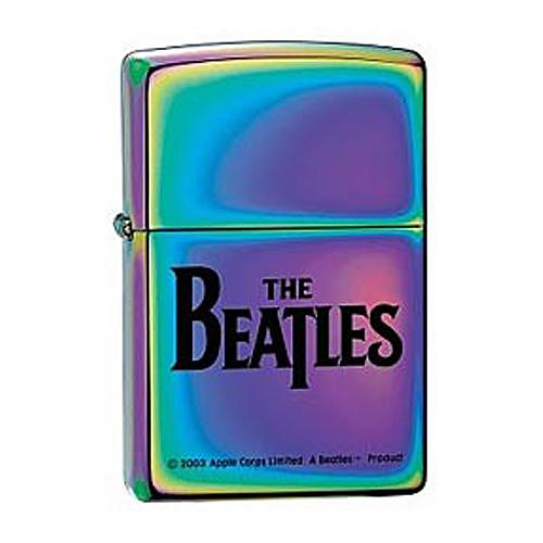 Зажигалка бензиновая Zippo The Beatles