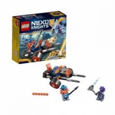 Конструктор Lego Nexo Самоходная артиллерийская установка