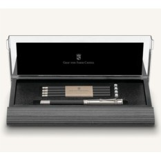 Набор премиальных карандашей Graf von Faber-Castell black