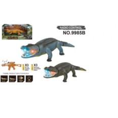 Крокодил со световым пистолетом
