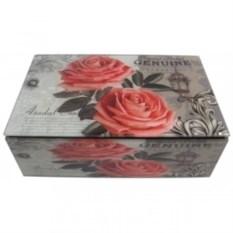 Купюрница-шкатулка для денег Розы