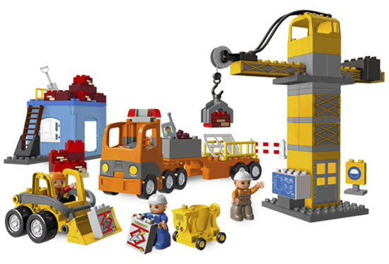 Набор Lego Duplo Строительный набор