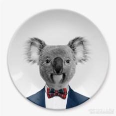 Обеденная тарелка Baby Koala
