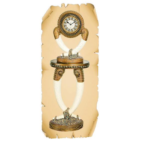 Часы напольные Clima del epoca