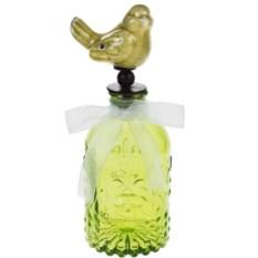 Декоративная бутылка Птичка