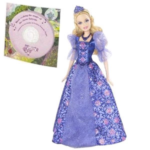 Барби: Спящая красавица +CD