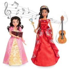 Поющая кукла Елена из Авалора Deluxe в наборе с Изабель