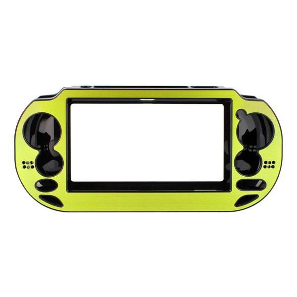 Алюминиевый корпус для PS Vita (золотой)