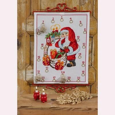 Набор для вышивания Санта Клаус