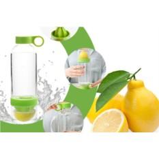 Зеленая бутылка-соковыжималка Citrus Zinger