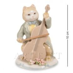 Фигурка Кот с виолончелью (Pavone)