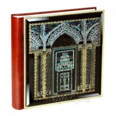 Кожаный фотоальбом Arabo 3