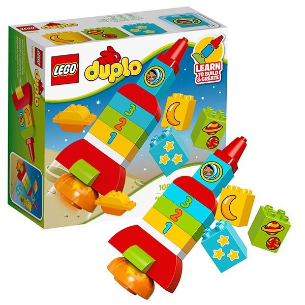 Конструктор Lego Duplo Моя первая ракета