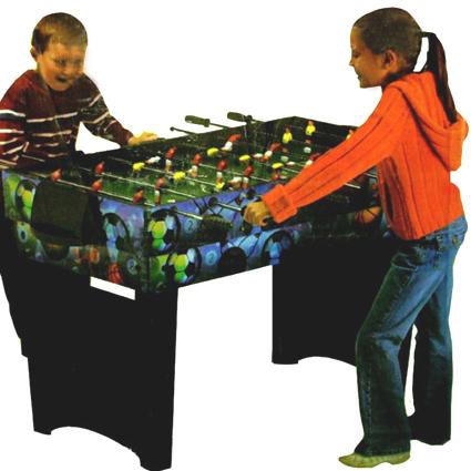 Детский напольный футбол