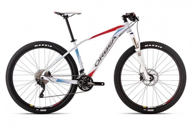 Горный велосипед Orbea Alma 27.5 H50 (2015)