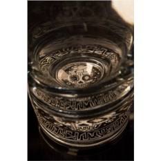 Светящийся бокал для виски GlasShine
