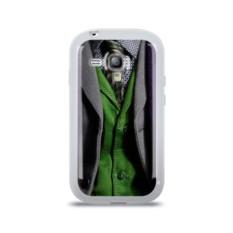 Силиконовый чехол для Samsung Galaxy S3 Джокер