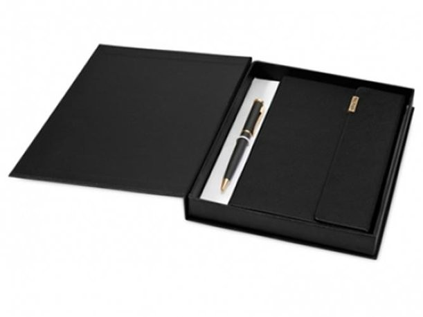 Подарочный набор из блокнота и ручки Moselle от Balmain