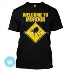 Мужская футболка Welcome to Mordor