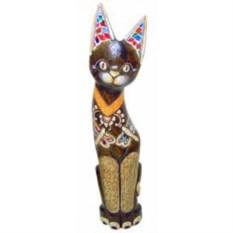 Прикольная статуэтка Кот (100 см)