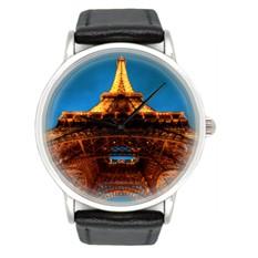 Часы Эйфелева башня