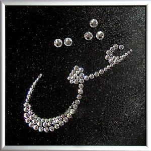 Картина из кристаллов «Высшая любовь»