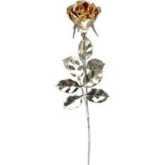 Сувенир Роза золотая